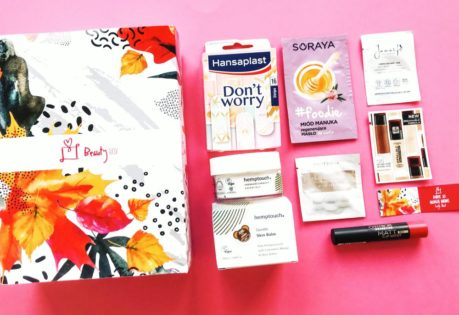 Beauty Box oktober 2019
