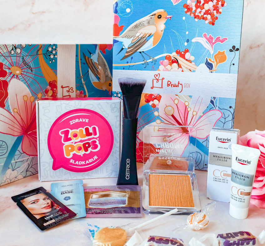 Februarski Beauty Box